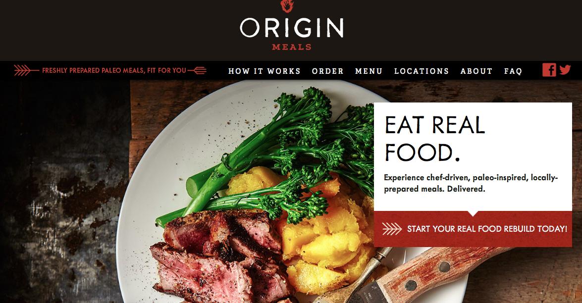 Origin Meal